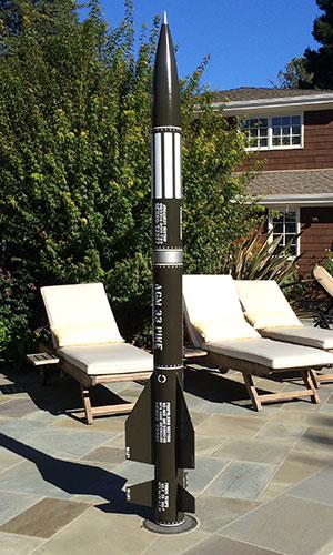 1.6 Mini AGM-33 Pike ™ - Madcow Rocketry